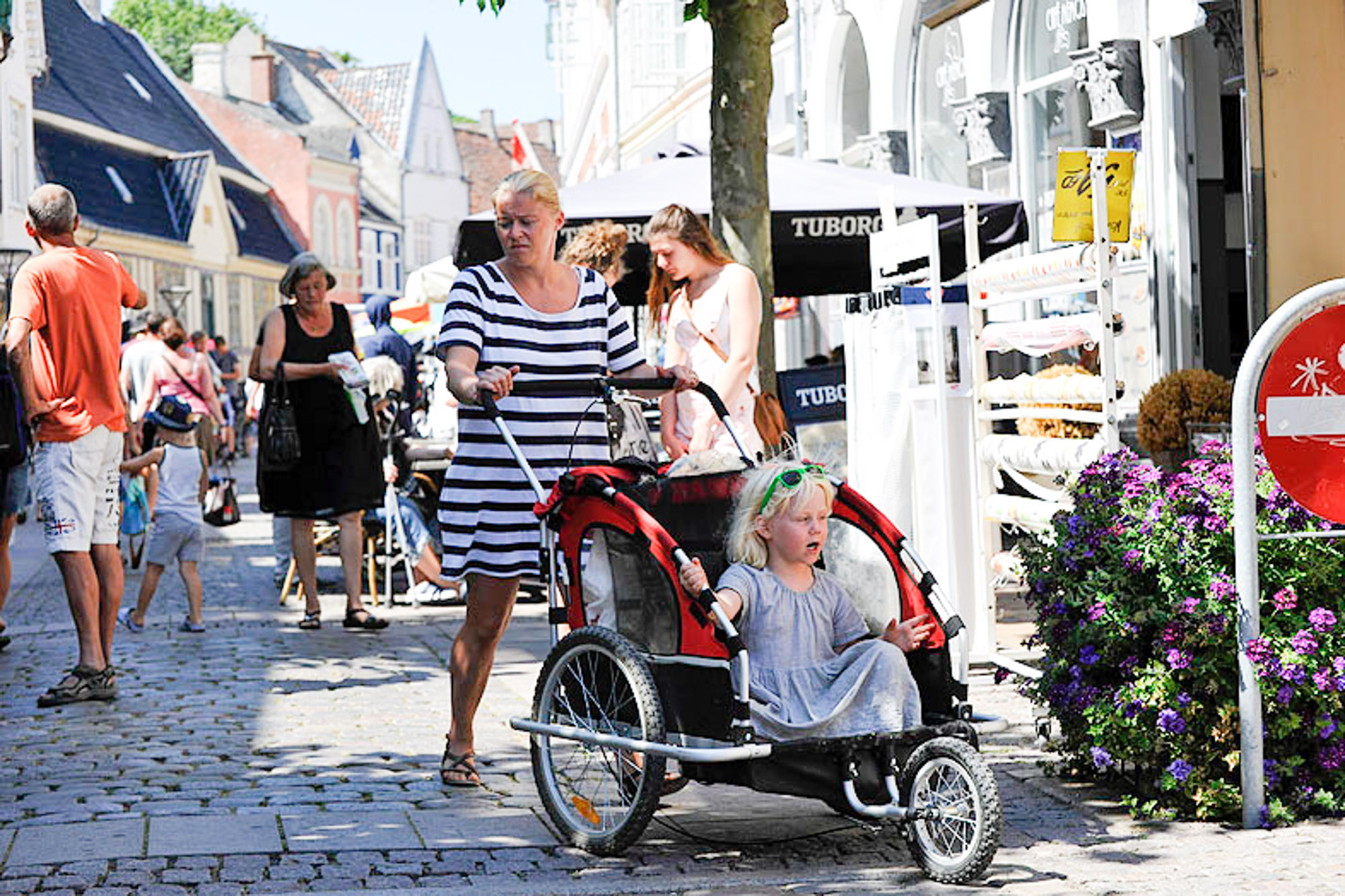 Rudkøbing Handelstandsforening - Familieliv