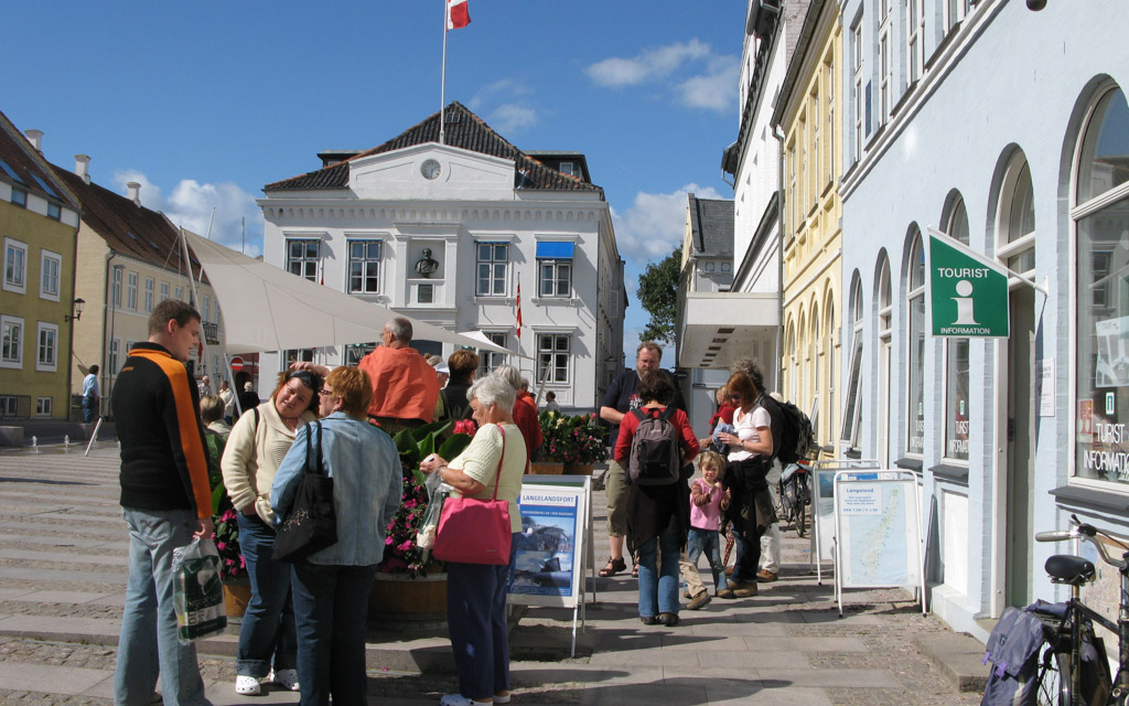 Rudkøbing Handelstandsforening - Turistkontoret